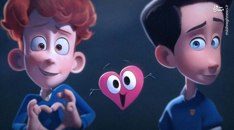 افزایش مضامین همجنسگرایانه در انیمیشنهای خارجی +عکس