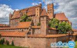 بزرگ ترین قلعه جهان   قلعه مالبورک در لهستان