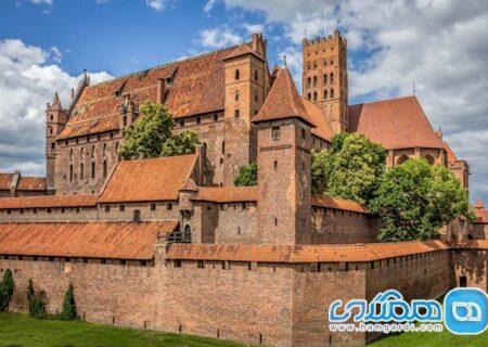بزرگ ترین قلعه جهان | قلعه مالبورک در لهستان
