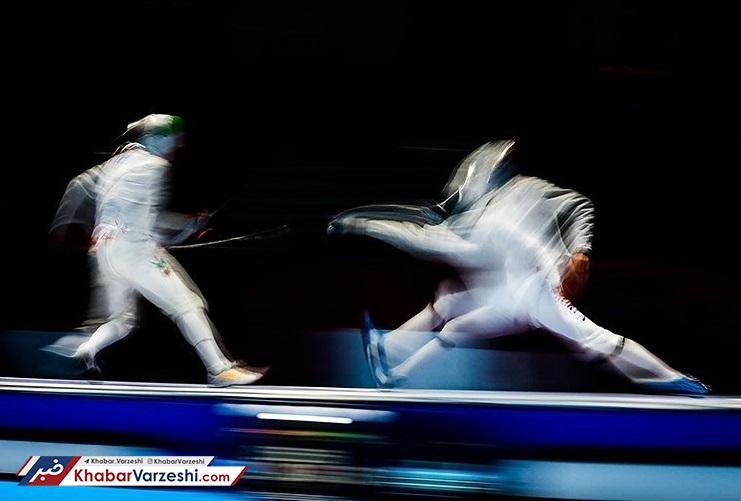 حضور ایران با ۴ شمشیرباز در المپیک ۲۰۲۰