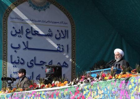 روحانی: با صندوق رأی قهر نکنید