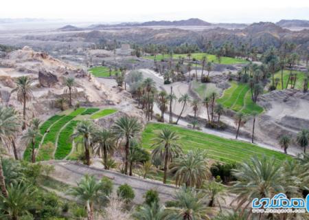 روستای نایبند طبس، چهره زیبای بیابان در ماسوله کویر