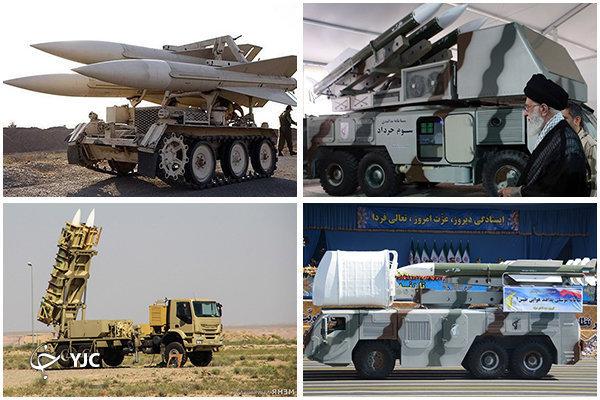 سامانه سعیر؛ دستان توانمند نیروهای مسلح در حفاظت از آسمان ایران
