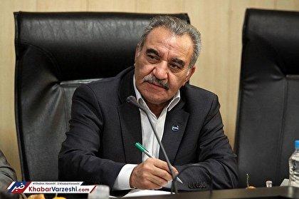 سلیمانی: ممبینی از رانت کمیته داوران استفاده میکند