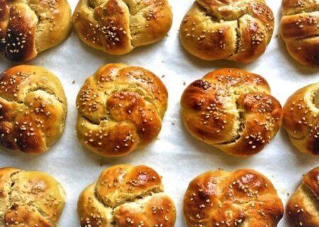 نان شیرمال/تاریخچه این نان خوشمزه