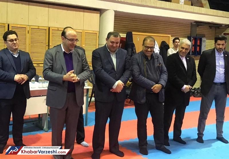 علینژاد: کاراته ایران در المپیک میدرخشد