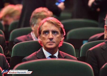 مانچینی: اکثر بازیکنان یورو ۲۰۲۰ را انتخاب کردهام