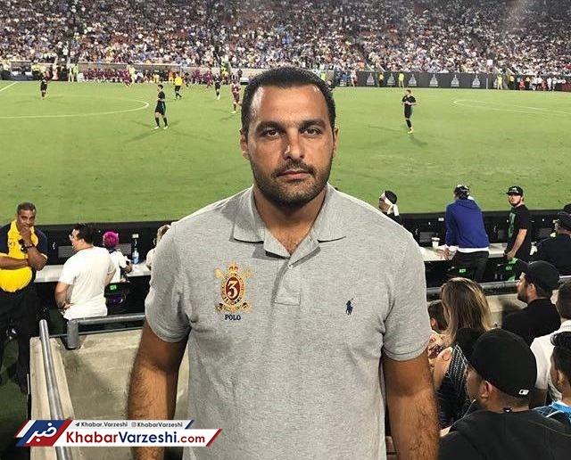 محمدی: استقلال امشب باهوش باشد، نتیجه میگیرد
