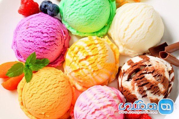 معرفی تعدادی از عجیب ترین بستنی ها در جهان