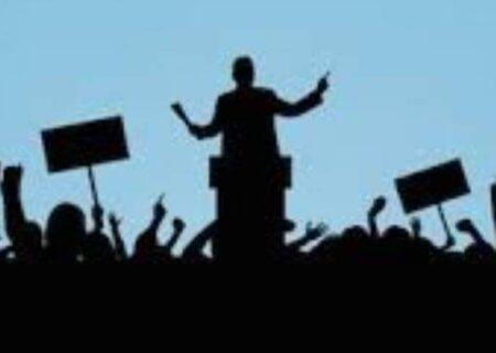 تنظیم رابطه نهاد سیاست با جامعه چگونه امکان پذیر می شود؟