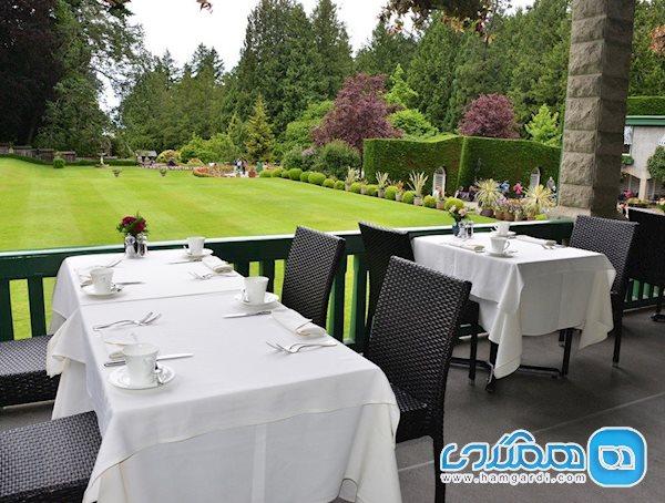 رستوران داینینگ روم در محل اقامت خاندان بوچارت (Dining Room Restaurant)