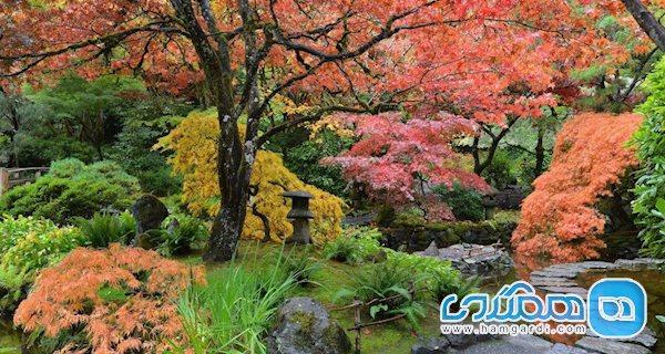 باغ ژاپنی (Japanese Garden)