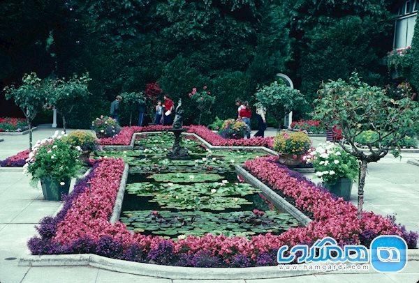 باغ ایتالیایی (Italian Garden)