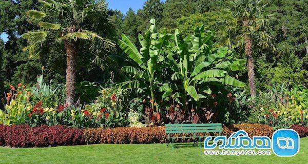 در باغ های گل بوچارت کشور کانادا چه تفریحاتی وجود دارند؟