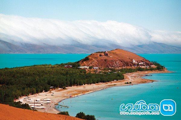 سواحل دریاچه سوان