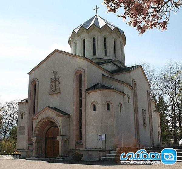 کلیسای سنت جیکوب
