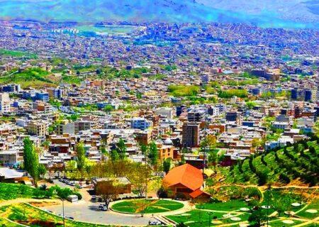 سفر به سنندج/بیست و یکمین شهر بزرگایران