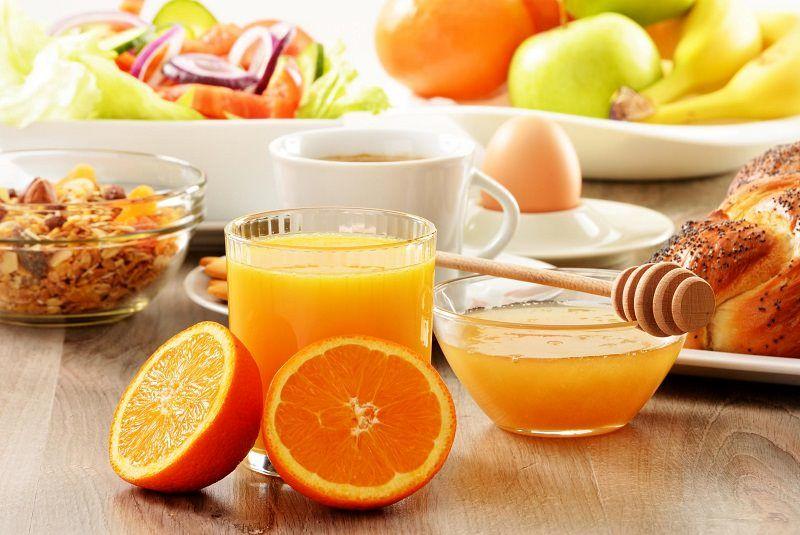 فواید مصرف میوه در صبحانه