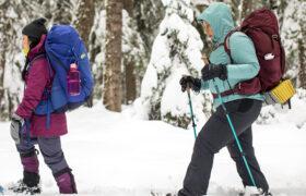 نکاتی ضروری که باید در کوهنوردی در زمستان رعایت شود!