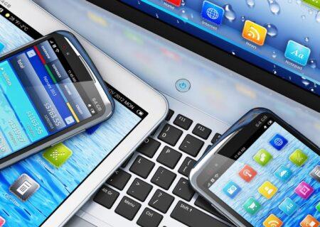 ضدعفونی کردن موبایل/ لپتاپ و تبلت و …