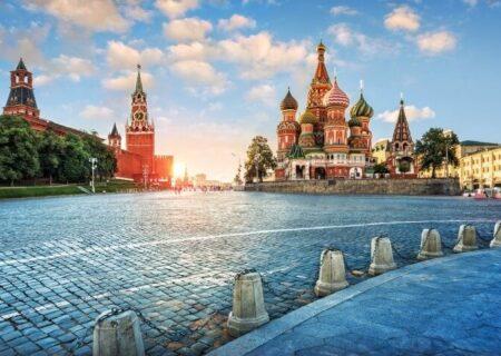 زیباترین جاذبه های گردشگری مسکو