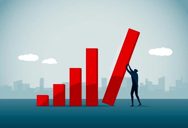 افزایش نرخ تورم ماهانه در بهمن ۹۸ (نمودار)
