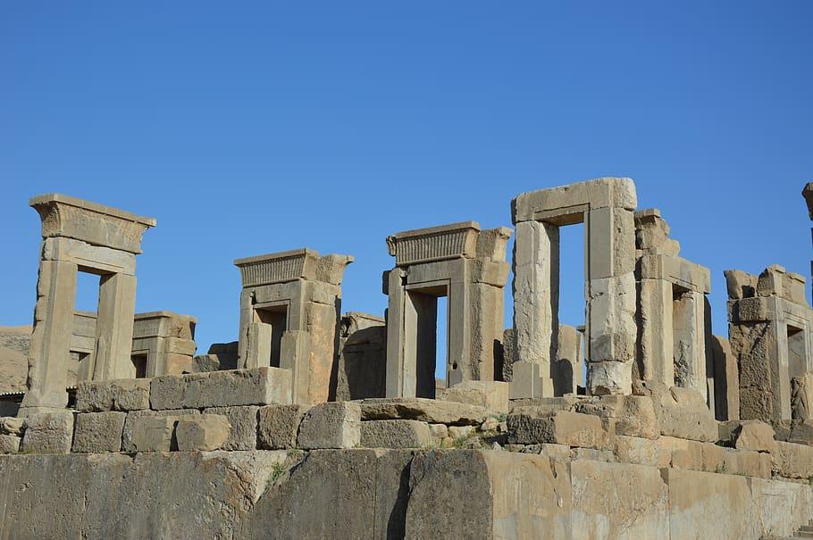 معرفی معماری و تاریخچه معماری در دوران باستان