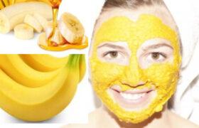 انواع ماسک صورت با موز برای پوستی صاف و بی نقص