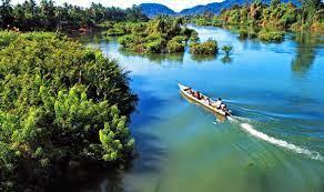 دلتای رود مکونگ Mekong