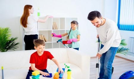 با این راهکارها خانهتکانی سریعتر و راحتتری داشته باشید