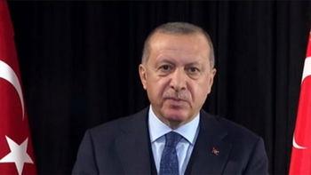 اردوغان در پی شیوع کرونا در کشورمان بوسیله گردشگری است +فیلم