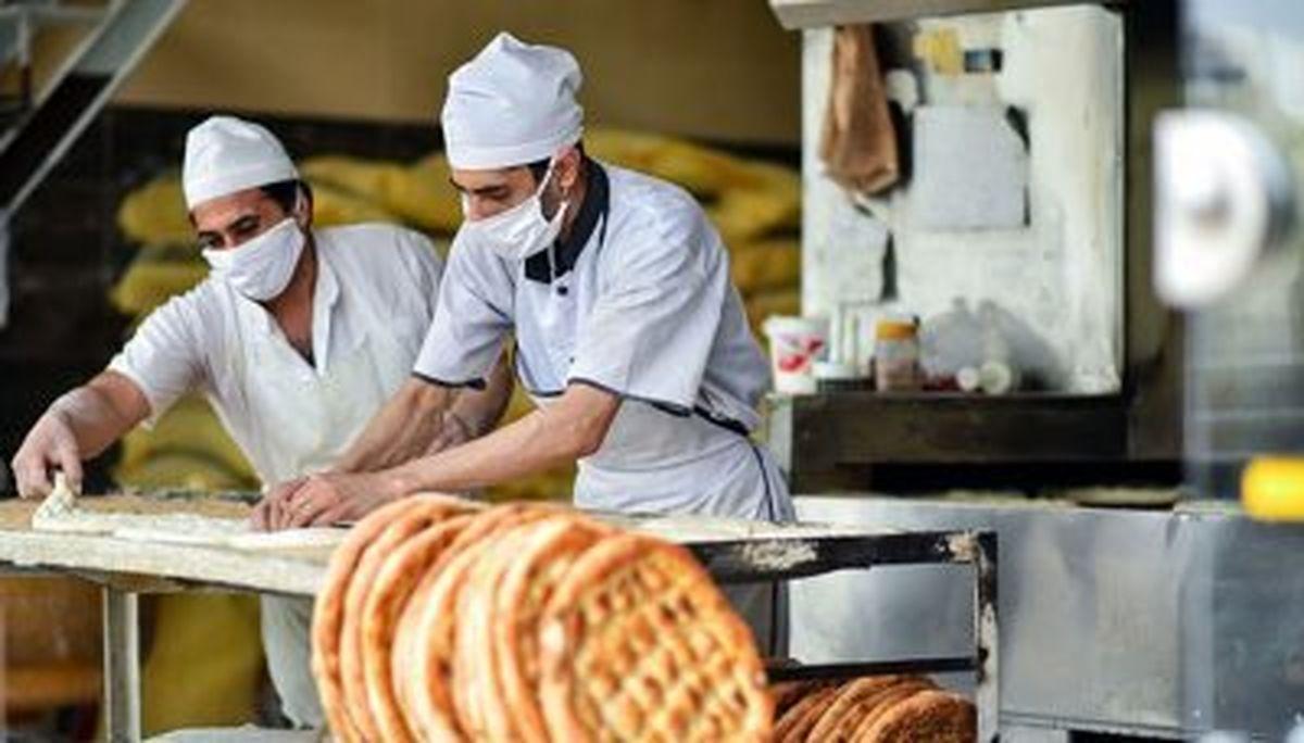 نکات بهداشتی در مصرف غذاها/نانوایی ها