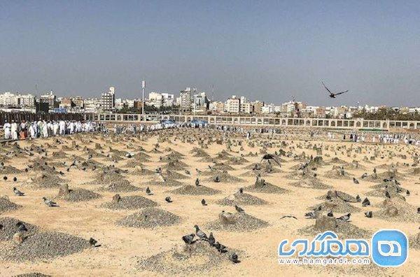 تعطیلی قبرستان بقیع و بخش قدیمی مسجد پیامبر (ص)