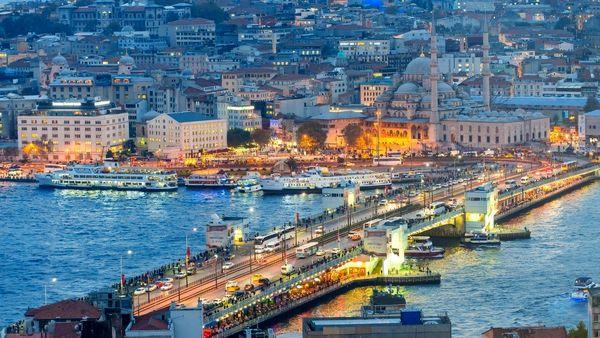 مناطق گردشگری ترکیه