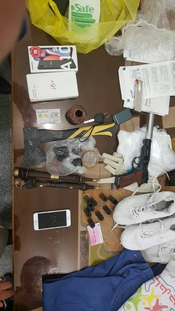 دستگیری قاتل طلافروش در دزفول + عکس و فیلم در دزفول + عکس و فیلم