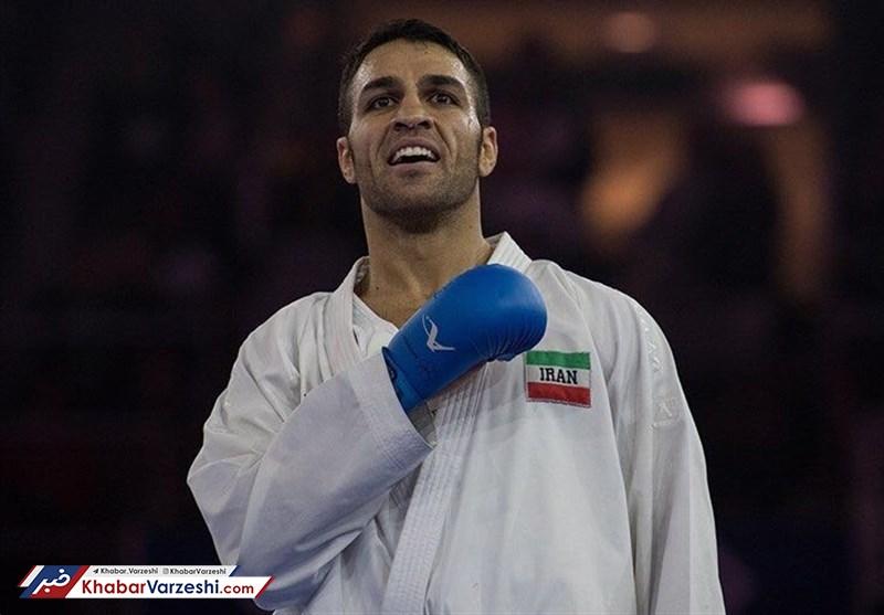 دلنوشته کاپینان کاراته پس از ناکامی در کسب سهمیه المپیک