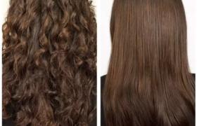 صاف کردن مو با راه و روش های کاملا طبیعی و موثر بدون اتو مو