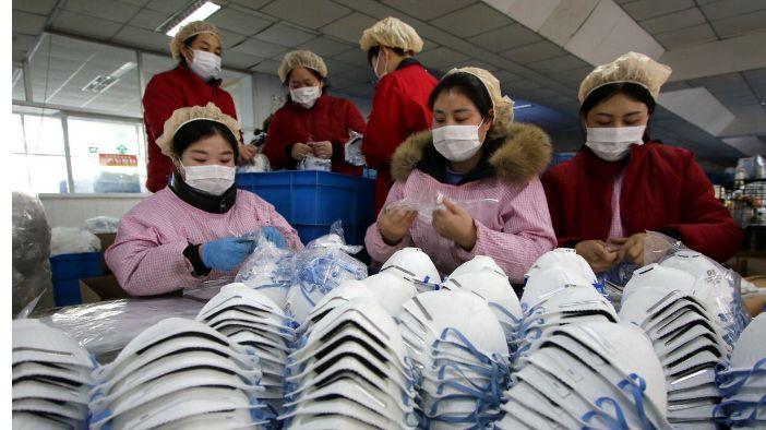 ۲۸ میلیون دلار کلاهبرداری از خریداران ماسک در چین