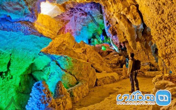 غار نخجیر دلیجان   غاری که هنوز نفس می کشد!