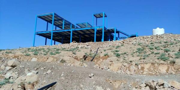متوقف نشدن تخریب کوه های شیوشگان در روزهای کرونایی