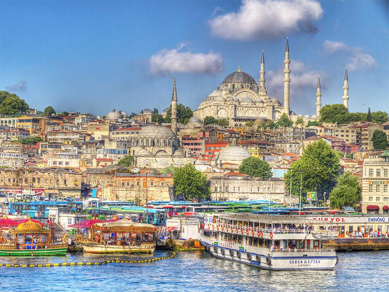 مناطق دیدنی ترکیه که بسیار خارق العاده است
