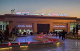 آشنایی با فرودگاه شهید دستغیب شیراز/ از بی مثال ترین بخش های هوایی ایران
