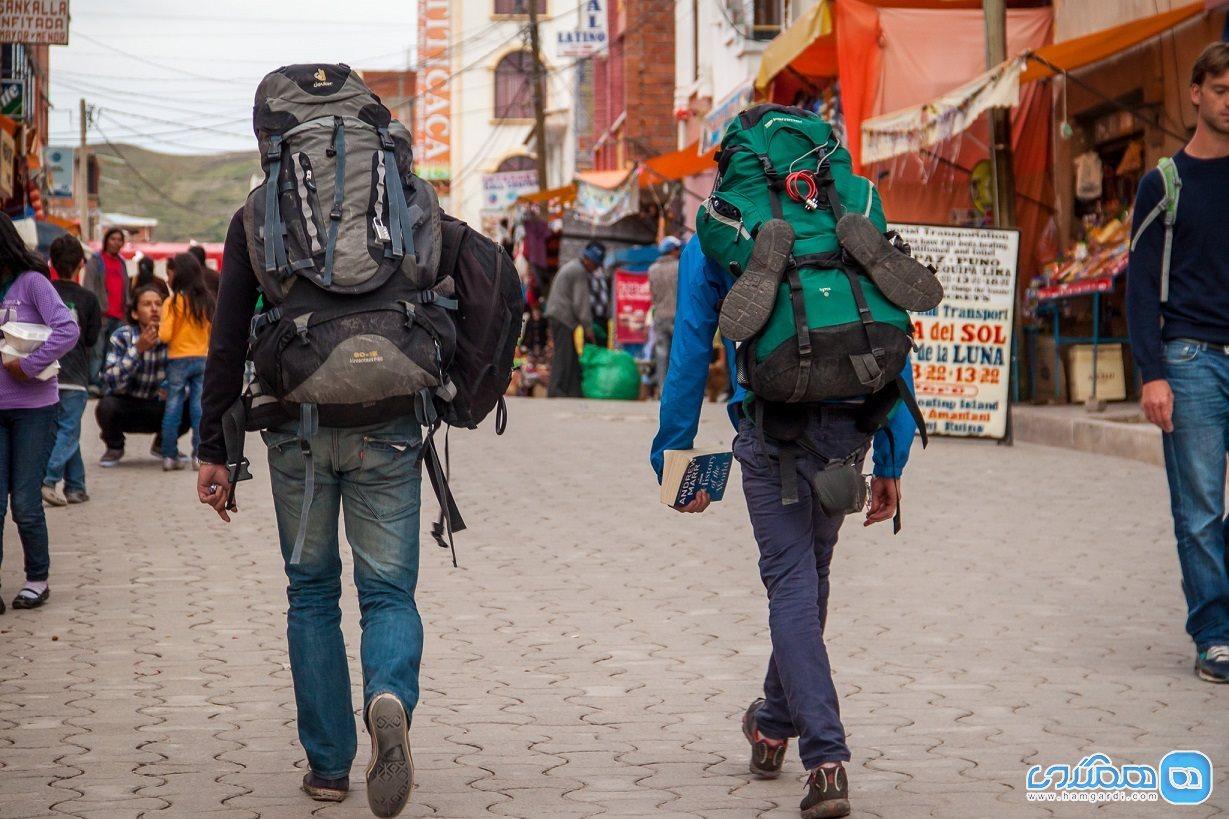 تهیه فهرست ایده آل موارد مورد نیاز برای بستن چمدان