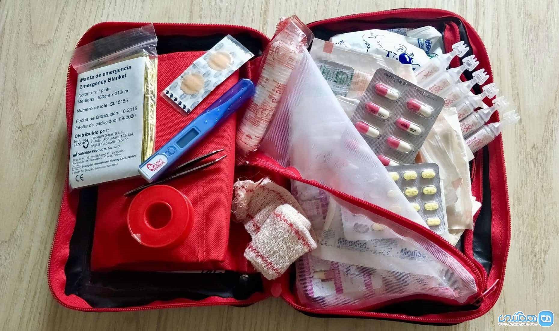 وسایل پزشکی و موارد مربوط به سلامتی