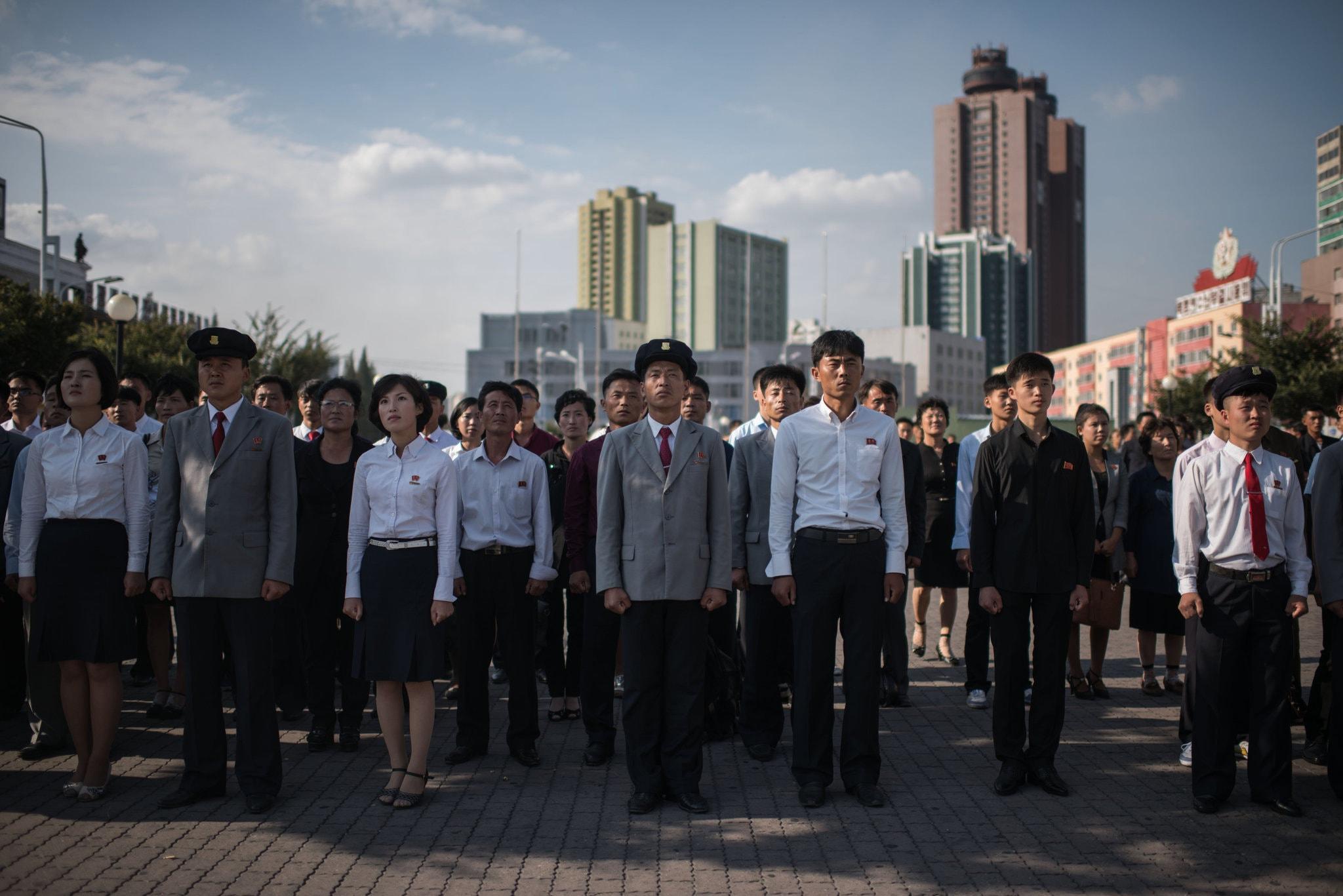 تاثیرگذاری فرهنگ کره جنوبی بر دختران کره شمالی