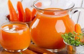 خواص آب هویج؛ یک انتخاب مناسب