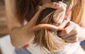 درمان طبیعی خشکی مو