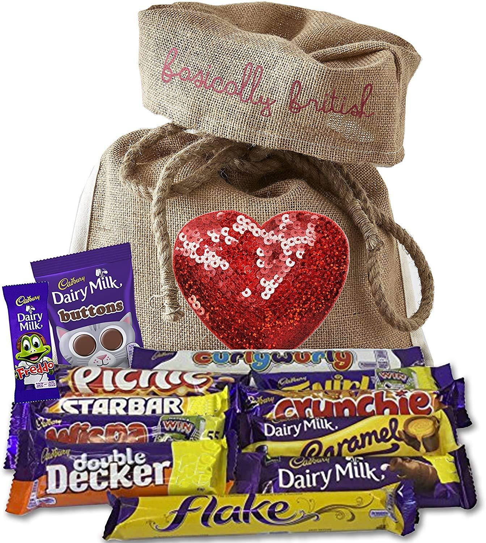 سوغات کشورهای اروپایی/سوغات انگلستان، شکلات کدبری