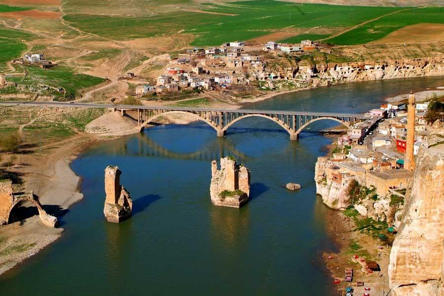 شهر حصن کیفا Hasankeyf