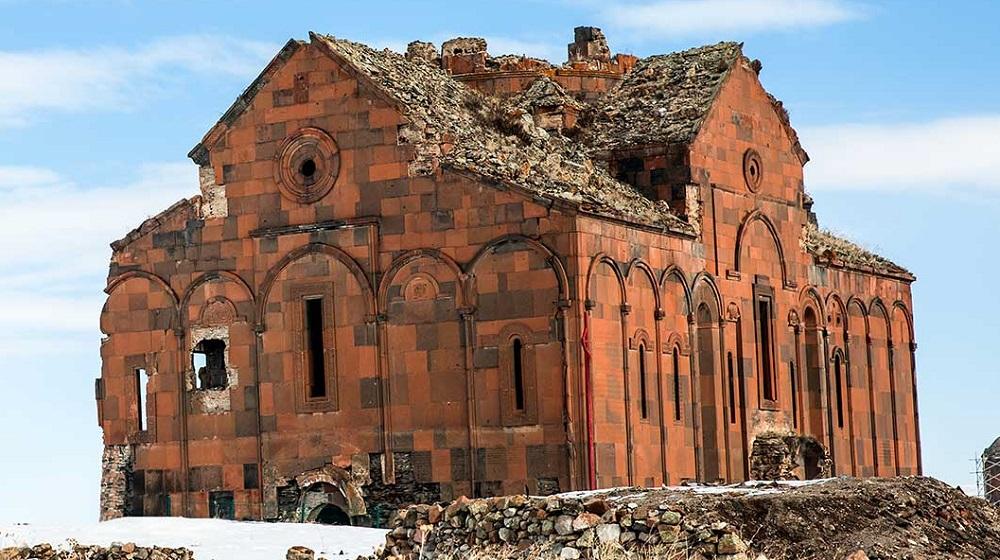 مناطق دیدنی ترکیه/ آنی Ani، شهر باستانی ارمنی ها